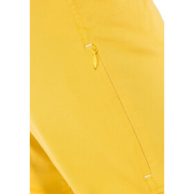 La Sportiva Kalymnos Pantalones Mujer, yellow
